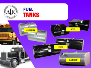 Truck and Bus Fuel Tanks